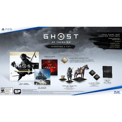 (Pre Order) PS5 Ghost of Tsushima Director's Cut (R3) (ENG/CHI) (ETA: 20.08.2021)
