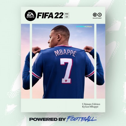 [PREORDER] PS4 | PS5 FIFA 22 | FIFA 2022 | FIFA22 (R3 ENG/CHI) ETA: 1/10/2021