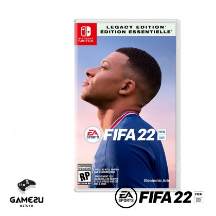 [PREORDER] Nintendo Switch FIFA 22 FIFA22 Legacy Edition (R3 ENG/CHI) ETA: 1/10/2021