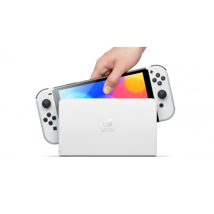 (PRE-ORDER) Nintendo Switch OLED Console (1 Year Maxsoft Warranty) (ETA: 08.10.2021)